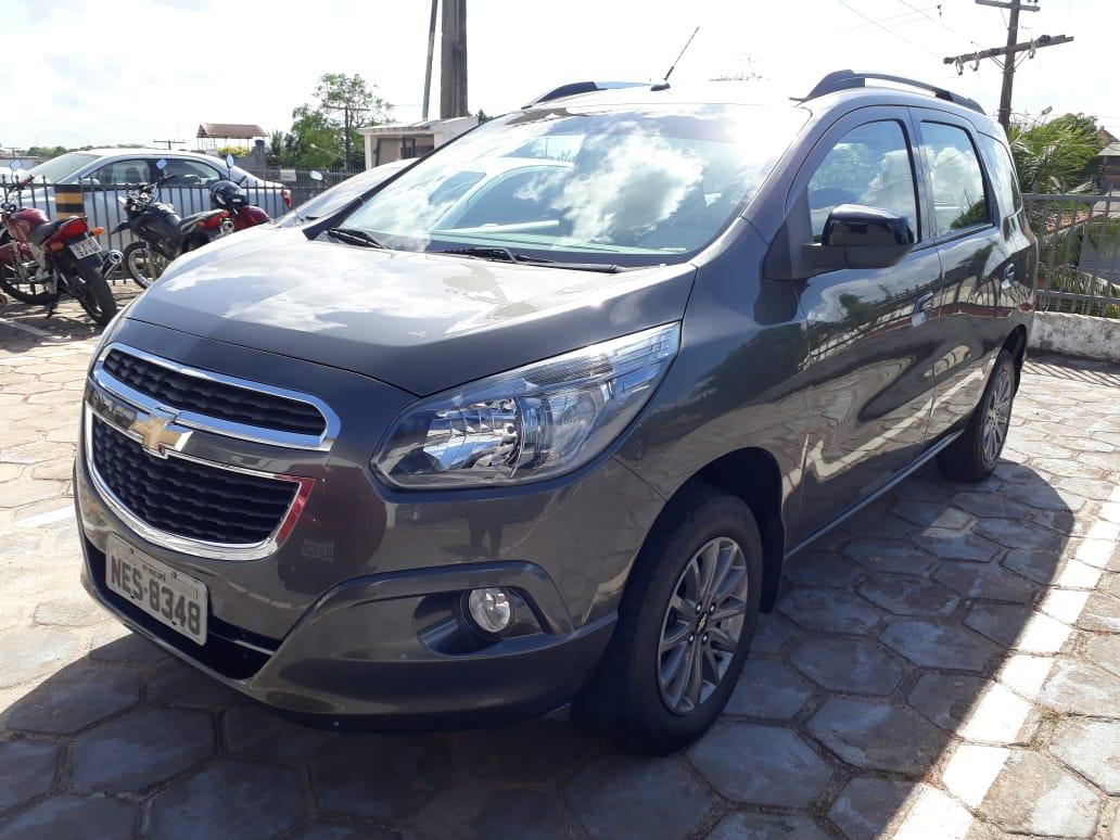 Chevrolet SPIN L AT ADV 1.8 2015