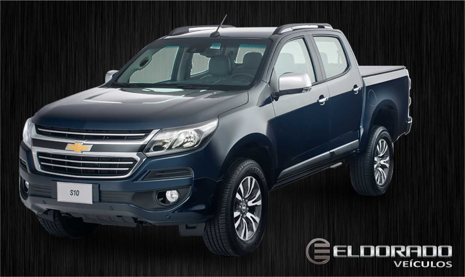 Chevrolet S10 LTZ FD4A CD 4X4 2.5 2018