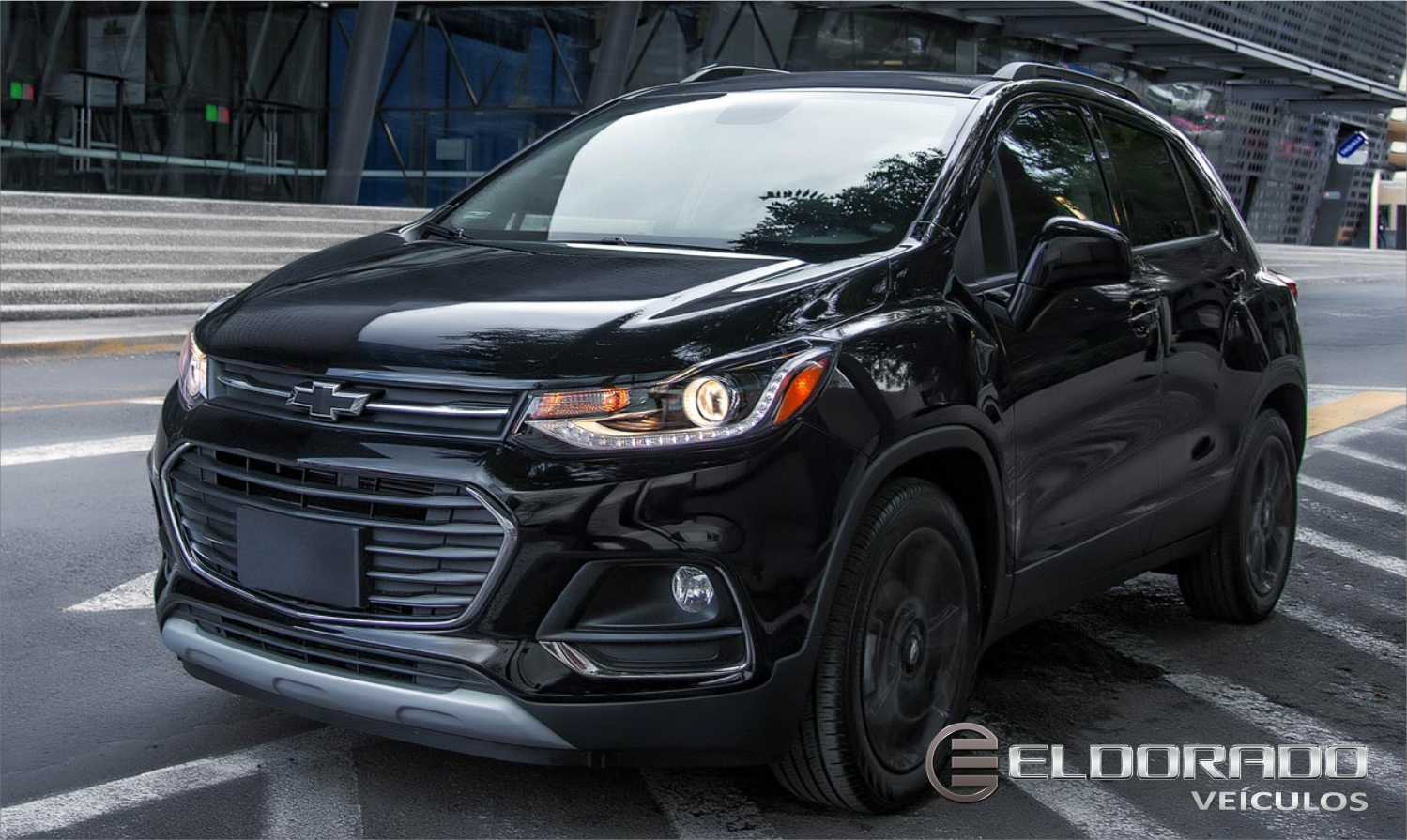 Chevrolet TRACKER MIDNIGHT 1.4 TURBO 2018