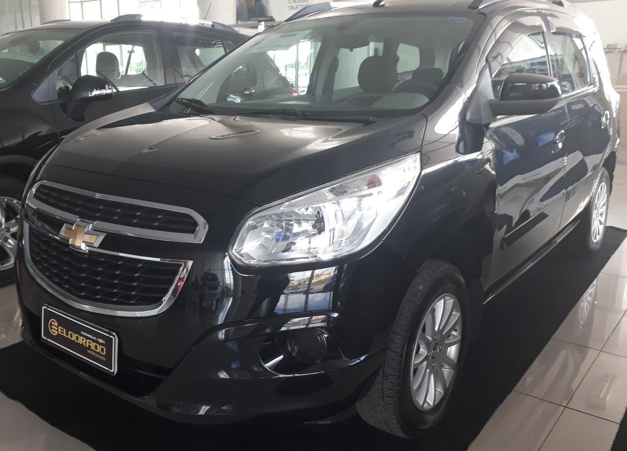 Chevrolet SPIN LT AT 1.8 2014