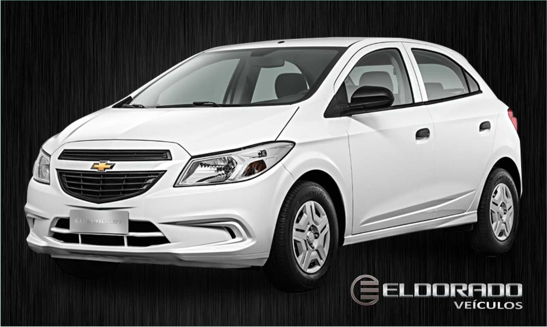 Chevrolet ONIX MT EFFECT 1.4 2018