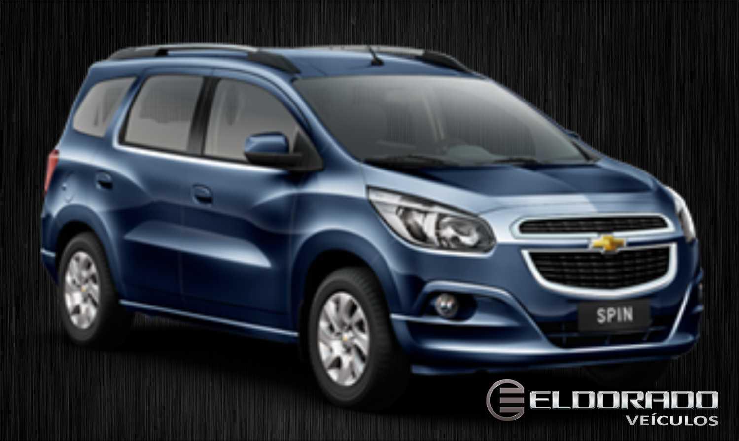 Chevrolet SPIN 1.8 AT LTZ 2018