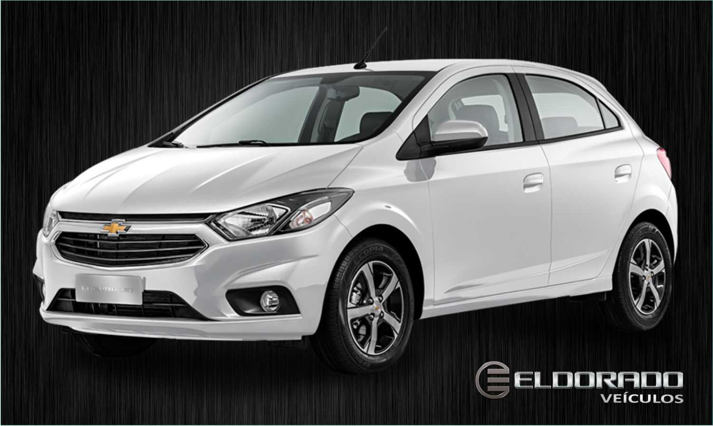Chevrolet ONIX 1.4 MT EFFECT 2019