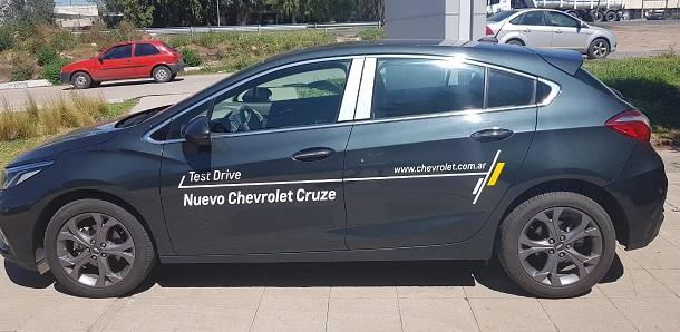 2018 Chevrolet CRUZE LTZ MT 1.4