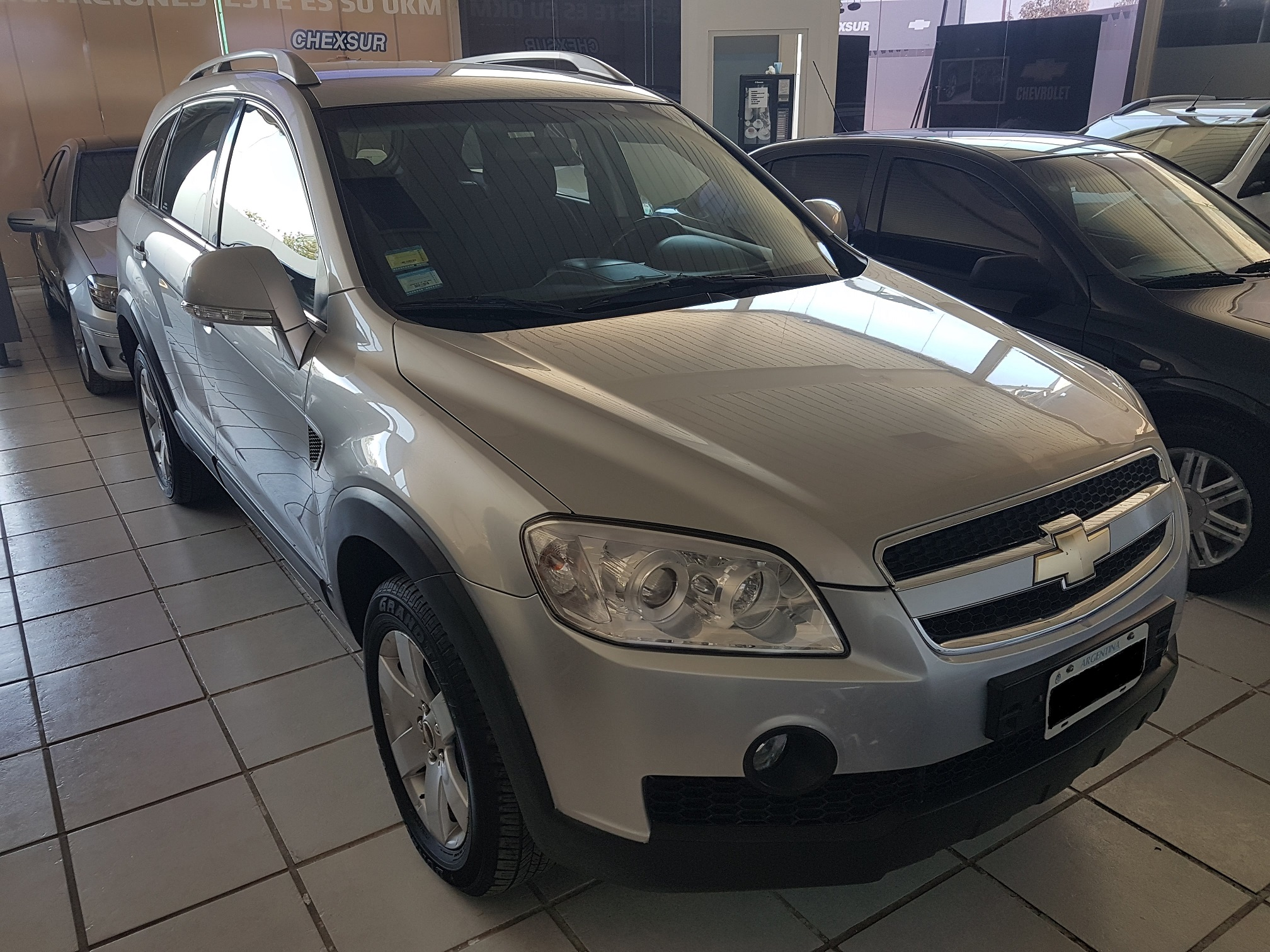 2008 Chevrolet Captiva LT 2.0