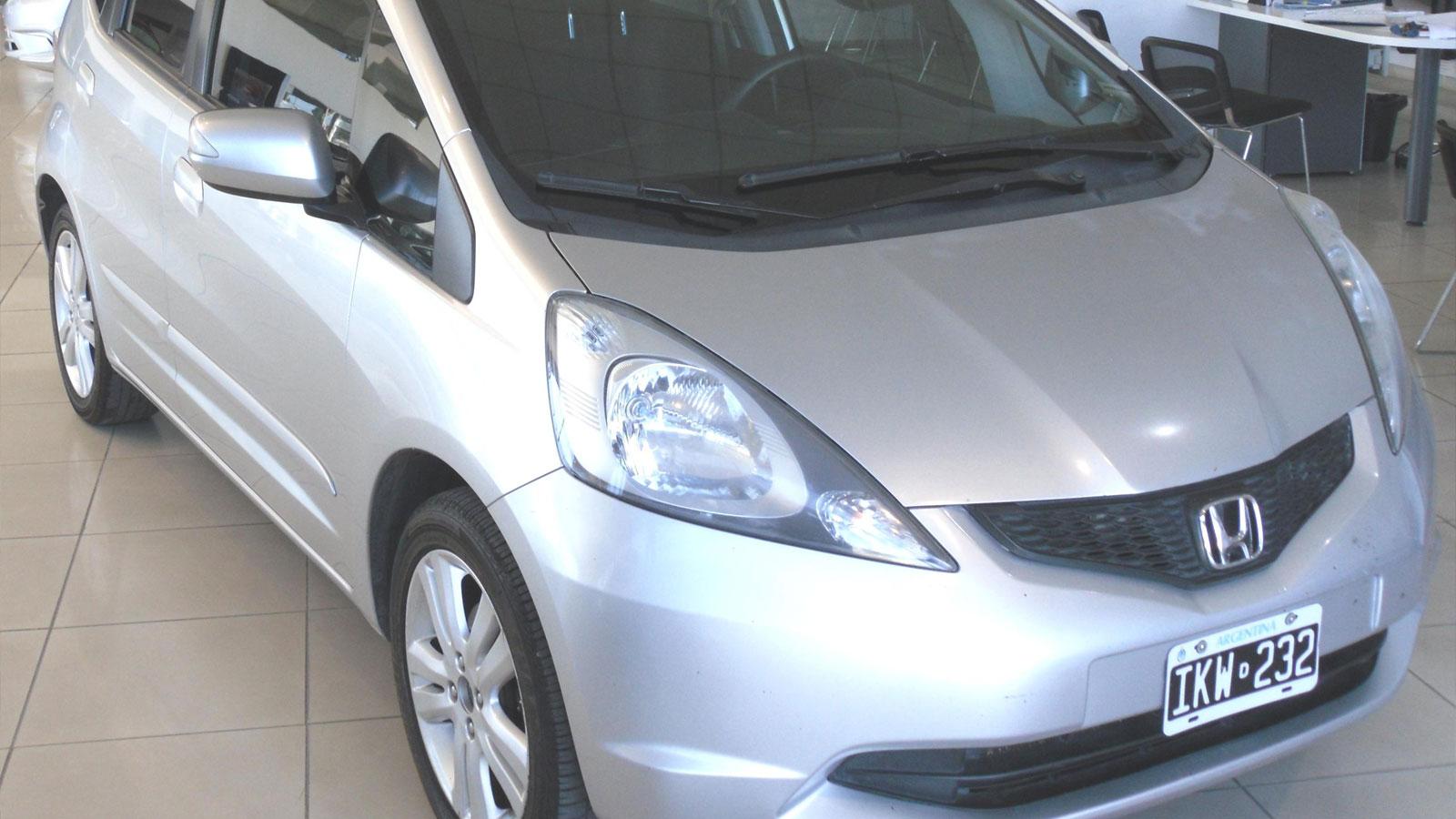 2009 HONDA FIT EX 1.5 16V