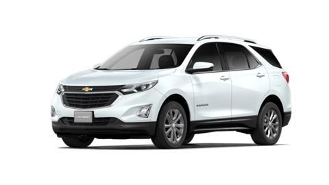 CHEVROLET EQUINOX LT TURBO 2.0 2018