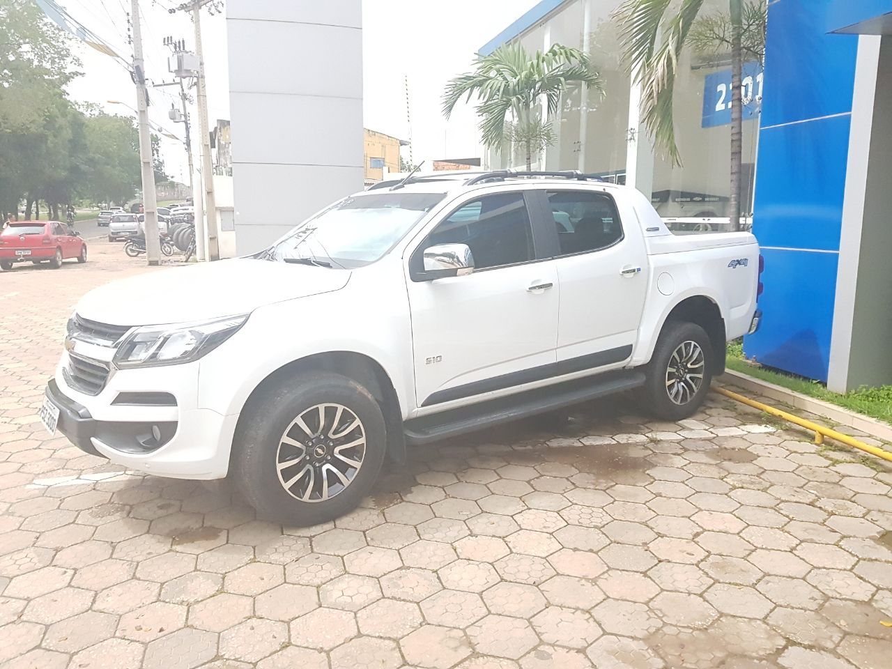 CHEVROLET S10 4X4 HIGH COUNTRY 2.8 2018