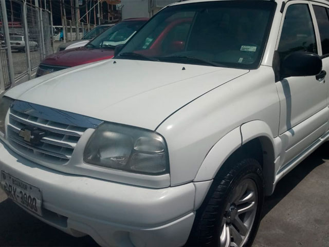 2011 Chevrolet Grand Vitara DLX DLX 2.0L