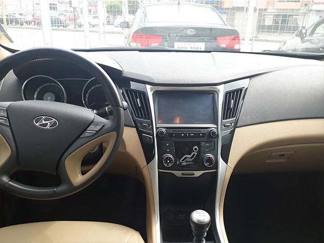 2013 Hyundai Sonata AC AC 2.0L