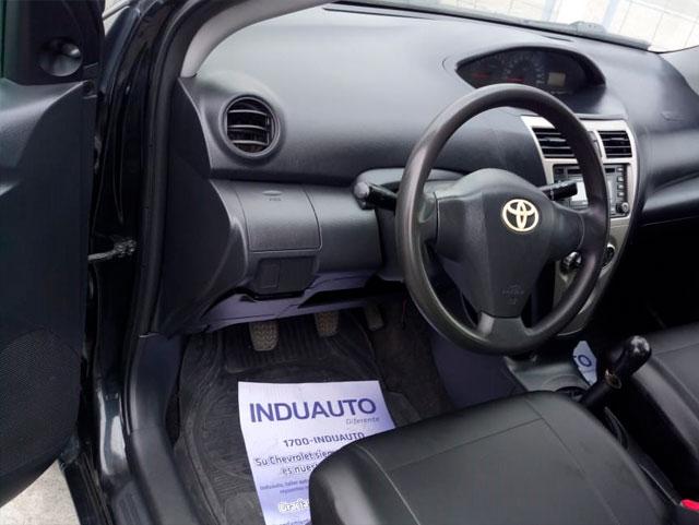 2010 Toyota Yaris Sedan Yaris Sedan 1.3L