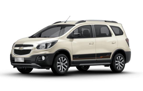 Chevrolet Spin Activ Activ 14 2019 Estoque Graciano