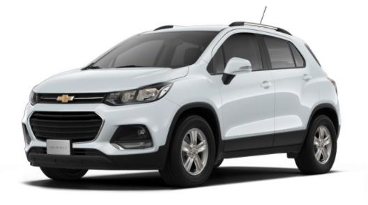 CHEVROLET TRACKER TURBO LT TURBO LT 1.4 2018