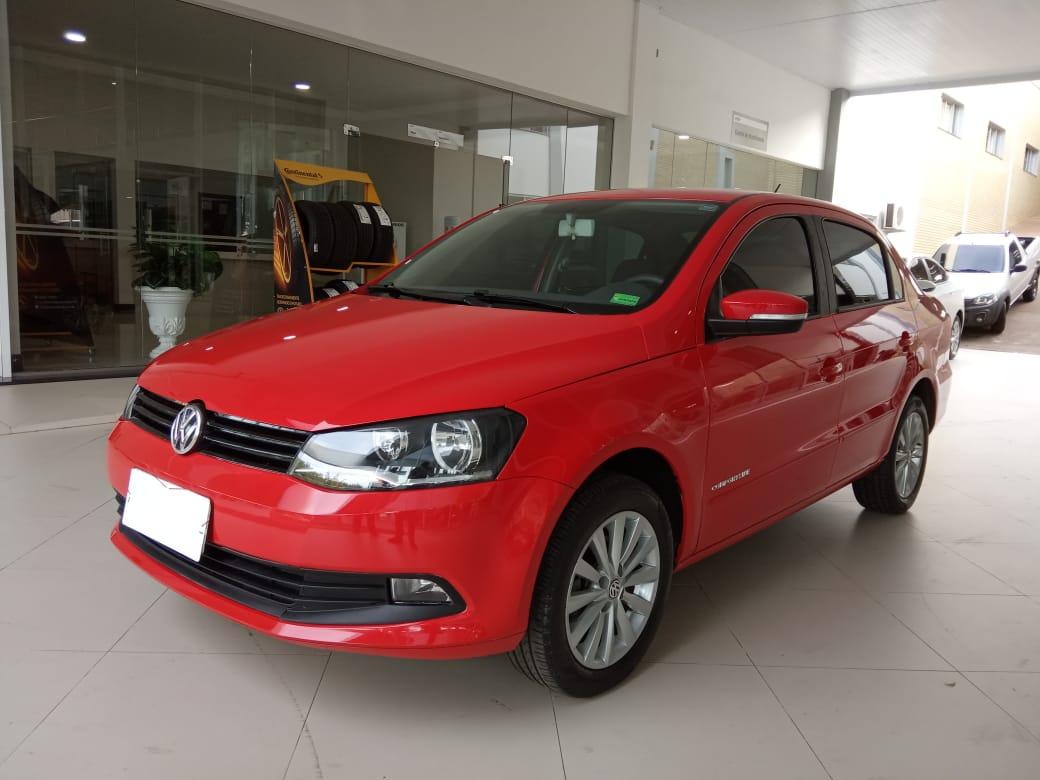 Volkswagen Voyage Confort Line 1.6L 2015