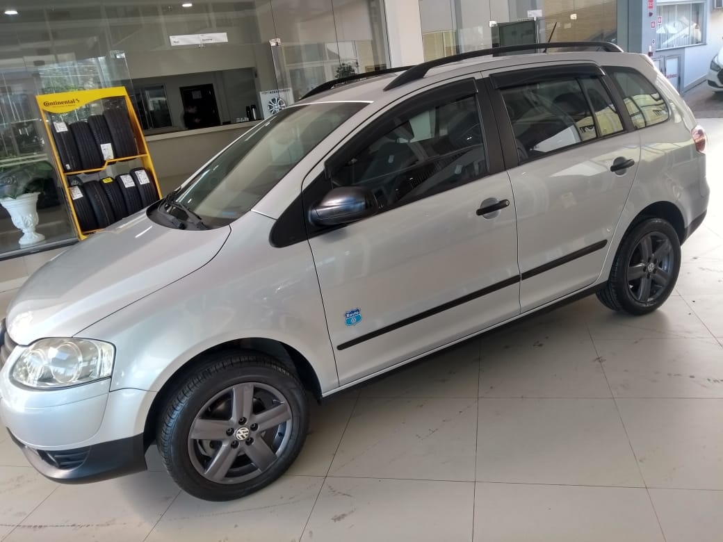 Volkswagen Spacefox Route 1.6L 2010