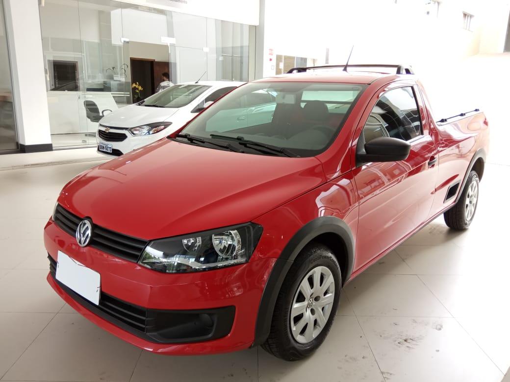 Volkswagen Saveiro Cs TI 1.6L 2015