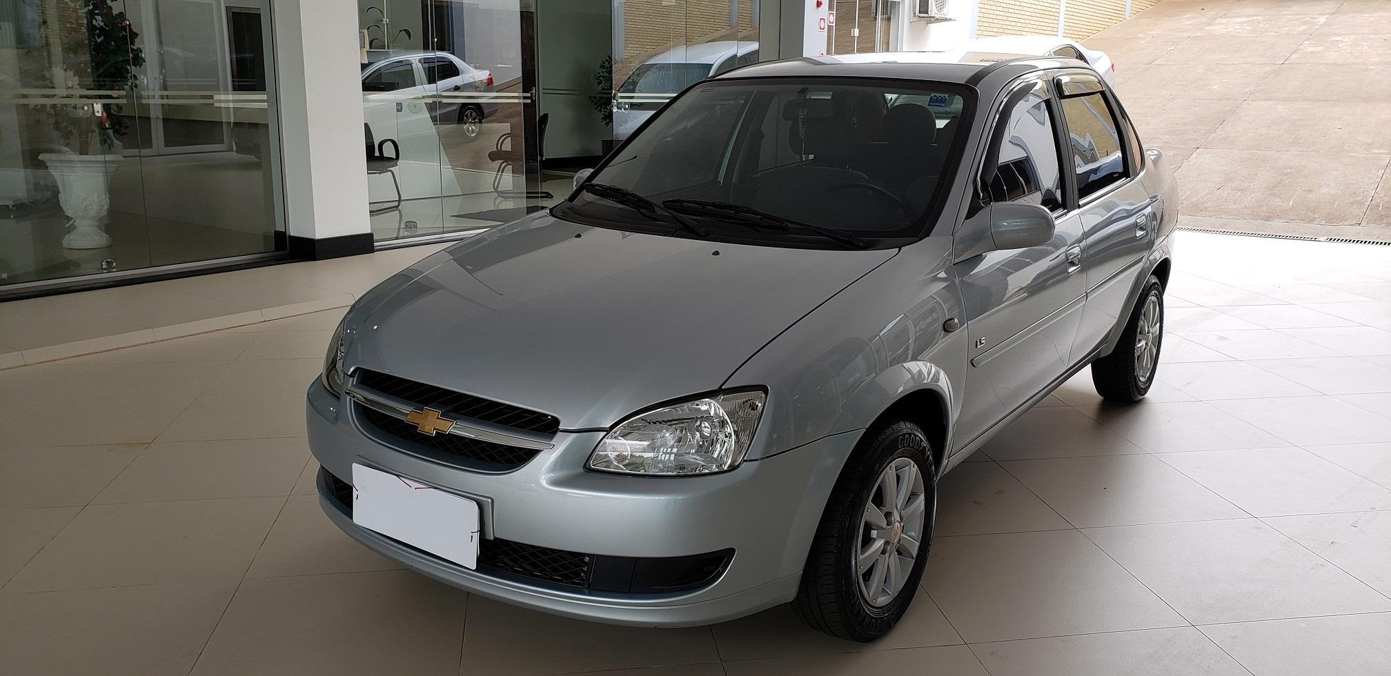 Chevrolet Classic Ls 1.0L 2011