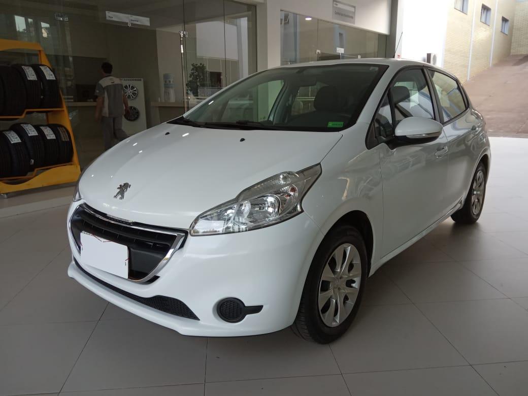 Peugeot 208 Active 1.6L 2014