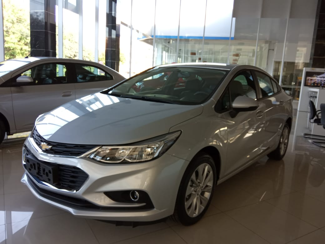 Chevrolet Cruze Sedan Turbo LT LT 1.4L Turbo 2019