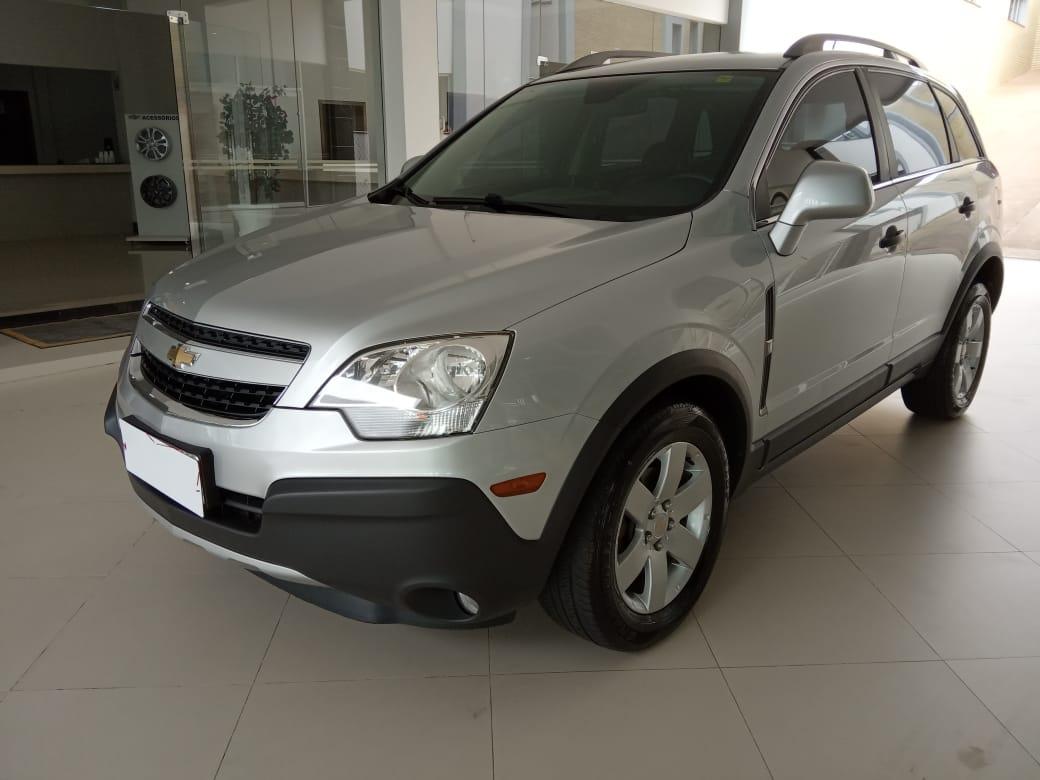 Chevrolet Capitiva Sport 2.4L 2011