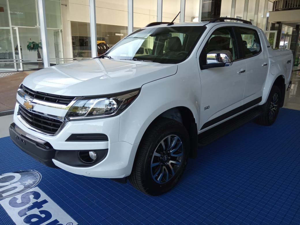 Chevrolet S10 High Country 2.8 Turbo 2020