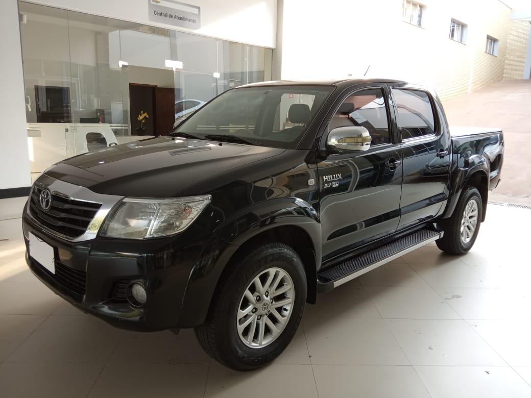 Toyota Hilux CD 4x2 SR 2.7L 2012