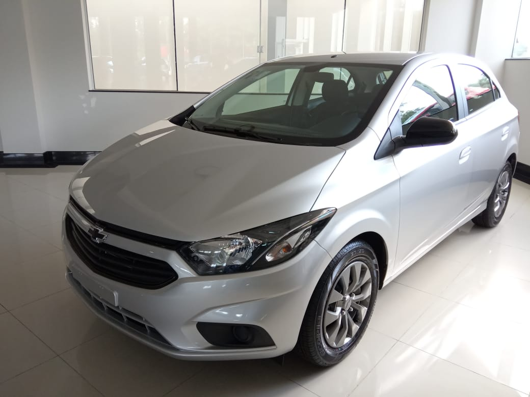 Chevrolet Onix JOY BLACK 1.0L 2020