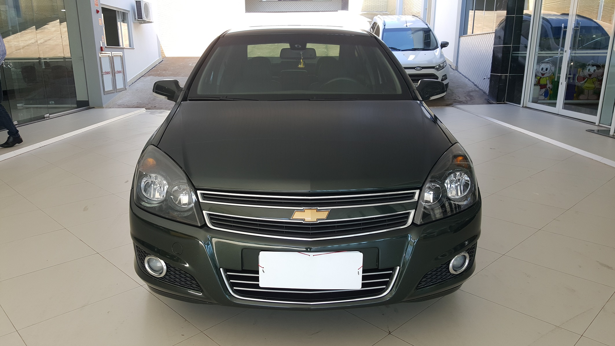 Chevrolet Vectra Sedan Collection 2.0L 2011