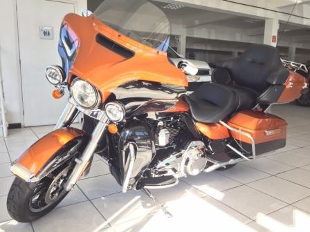 Harley DAVIDSON ULTRA LIMITED 1690cc 2015