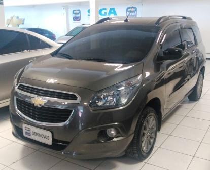 Chevrolet SPIN ADVANTAGE 1.8 2015