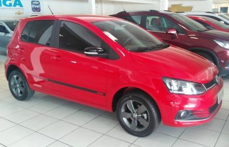 Volkswagen FOX MSI RUN 1.6 2017