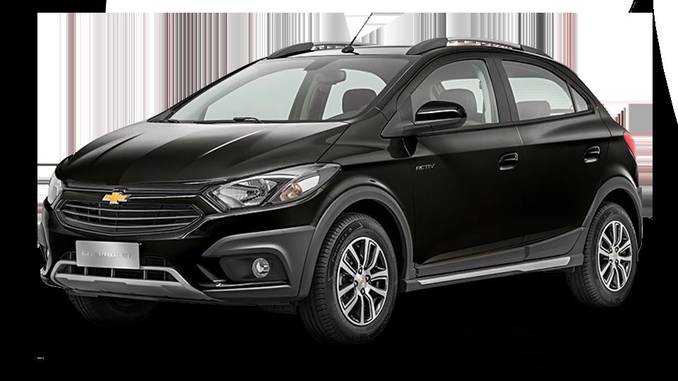 Chevrolet ONIX ACTIV 1.4 2018