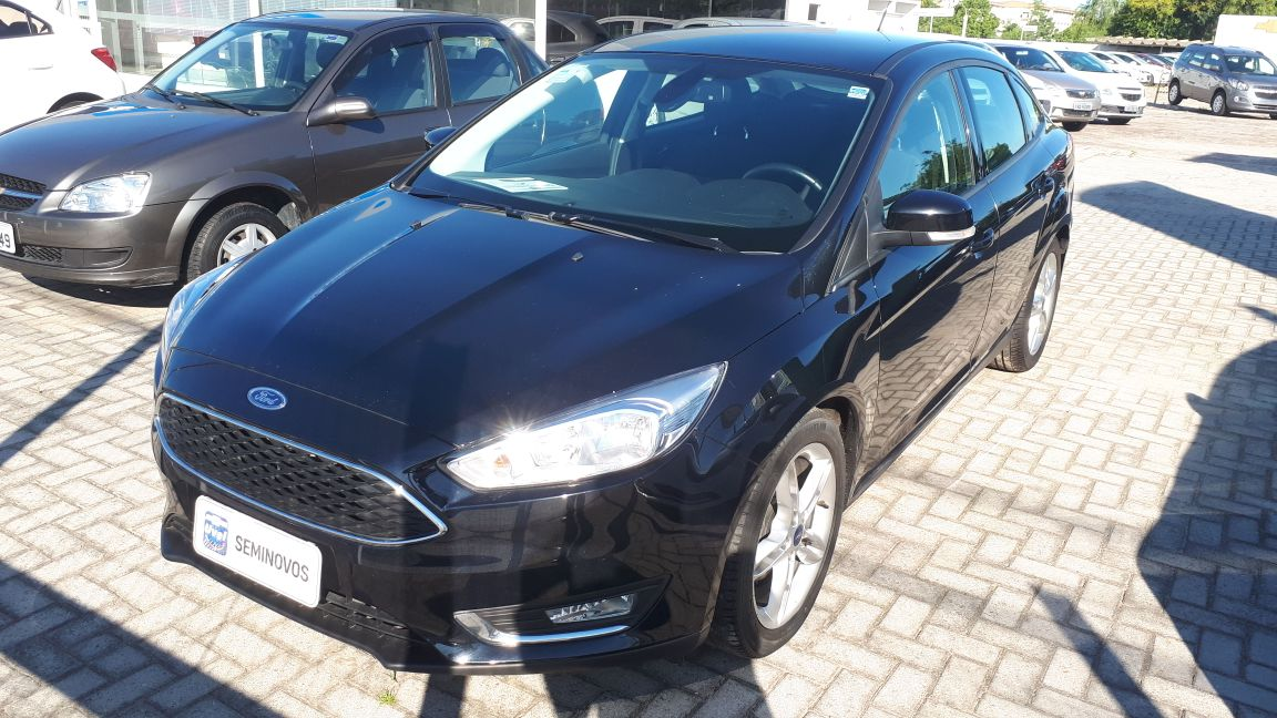 Ford FOCUS SEDAN POWERSHIFT 2.0 2016