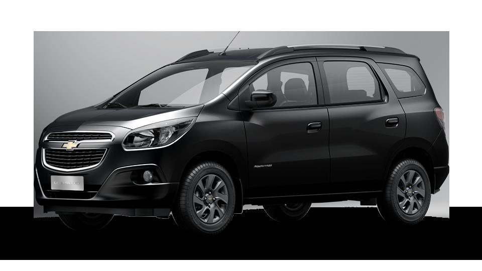 Chevrolet SPIN LT ADVANTAGE 1.8 2018