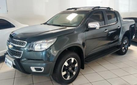 Chevrolet S10 HIGH COUNTRY CD 4X4 2.8 2016