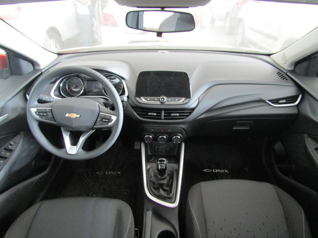 2020 Chevrolet Onix Lt Tech Onstar 1 2 Stock 0km Chevromax
