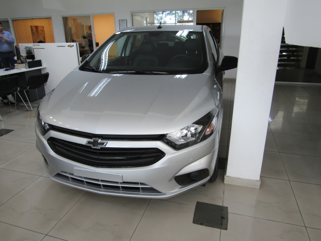 2020 CHEVROLET Onix Joy Black 1,4