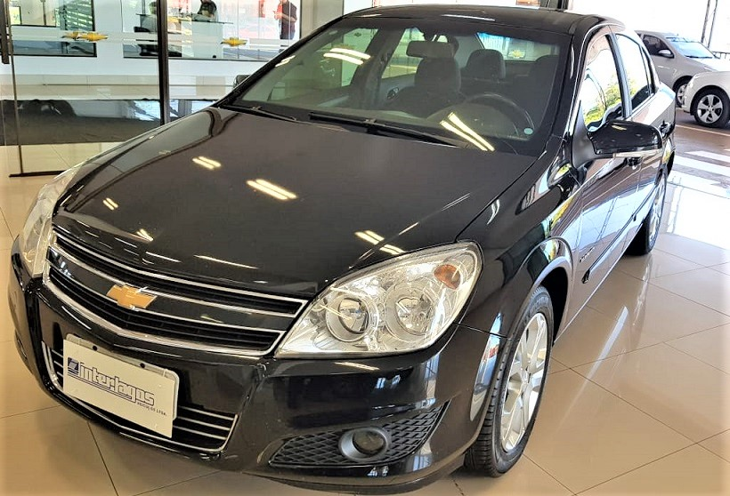 CHEVROLET VECTRA SEDAN ELEGANCE 2.0 2010
