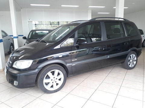 CHEVROLET ZAFIRA ELITE 2.0 2008
