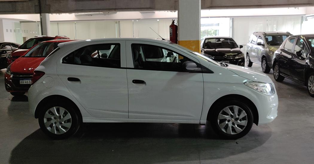 2013 Chevrolet Onix 5p 14n Lt Mt 14l Usados Pesado Castro Motors