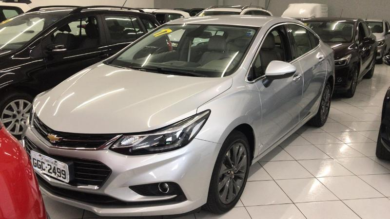 GM CRUZE LTZ 1.8 2017