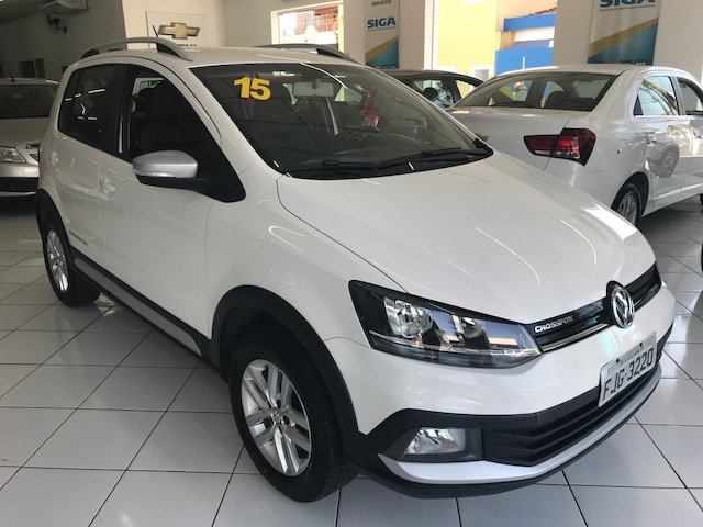 VW CROSSFOX - 1.6 2015