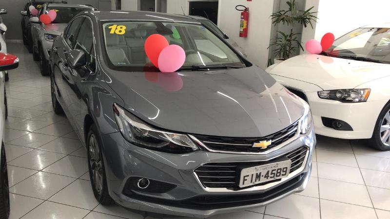 GM CRUZE LTZ 1.4 2018