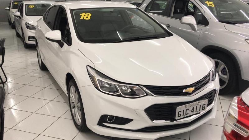 GM CRUZE LT 1.4 2018