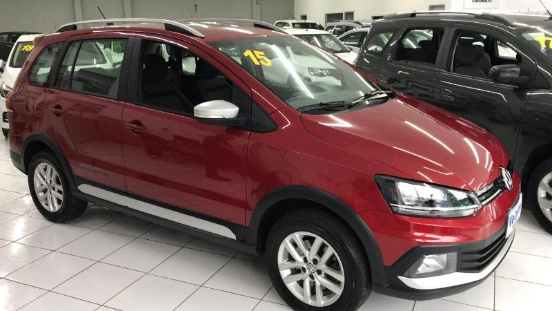 VW SPACECROSS MA 1.6 2015