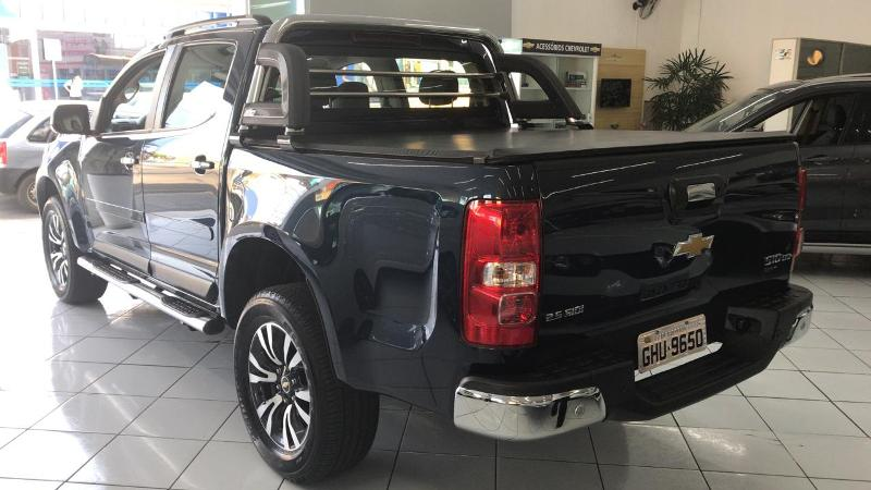GM S10 LTZ 4X2 2.5 2017