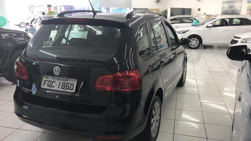 VW SPACEFOX TRENDLINE 1.6 2014