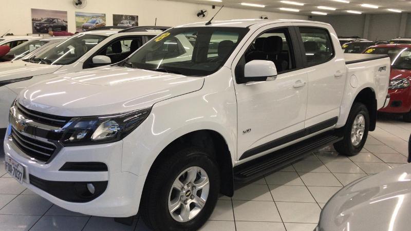 GM S10 LT 4X4 2.8 2018