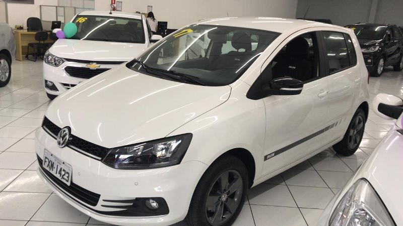 VW FOX RUN 1.6 2017