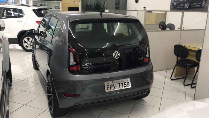 VW UP TSI 1.0 2018